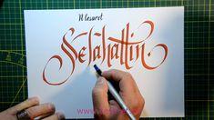 Kaligrafi ile Takipçi istekleri 2 - Abdurrahman Cesaret