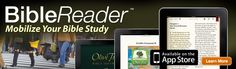 OliveTree BibleReader...  The best mobile bible software out there.