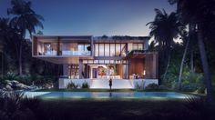 Backyard. The backyard. (Courtesy Oppenheim Architecture + Design)