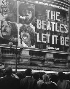 "5/20/1970 The Beatles documentary ""Let It Be"" premiers in London and Liverpool"