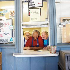 The Shrimp Shack - St. Helena Island, SC. I love these good people! Read about life in Beaufort and the Sea Islands of South Carolina at ouryardfarmhome.com and http://on.fb.me/1sCgEpa