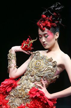 Singapore Fashion Show.