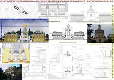 Ristrutturazione Del Cimitero Monumentale. Comune Di Salerno, - Picture gallery