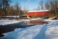 Red Covered Bridge, Princeton, IL