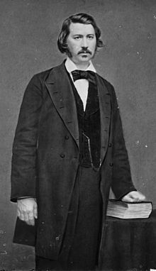 John Edward Bouligny was strongly opposed to Louisiana's secession to join the Confederate States of America and retained his seat in Congress after Louisiana withdrew from the Union.