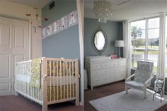Shabby Beach Chic Nursery #2 | For more images and details a… | Flickr