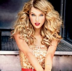 Taylor Swift photoshoot.