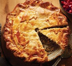 How To Make The Best Tourtière, Ever This impressive but inexpensive meat pie makes the perfect centrepiece at your holiday table. French Canadian Meat Pie Recipe, French Meat Pie, Canadian Food, Curry Recipes, Meat Recipes, Cooking Recipes, Recipies, Tourtiere Recipe Quebec, Pork