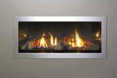 Heat & Glo XLR Plus Gas Fireplace Package