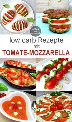 Mozarella, Foodblogger, Tomatoes, New Recipes
