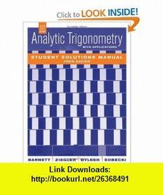 College Algebra With Trigonometry Barnett Pdf Connectionsseven