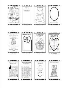 DIY wedding activity book for kids free printables Pinterest