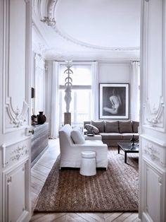 Visita Privada: Un apartamento en París | meu canto blog