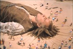 Part live-action and part-animated version of Gullivers travels, especially his meeting with the tiny Lilliputians. See also this movie, with many sexy teena. Richard Harris Movies, Travel Movies, Gulliver's Travels, Live Action, Bing Images, Clip Art, Animation, Challenge, English