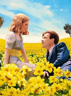 """You don't even know me."" ""I have the rest of our lives to find out.""     Big Fish"