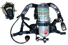MSA's FireHawk Air Mask with CBRN protection is MSA's latest SCBA platform. The CBRN Firehawk regulator was developed to provide positive protection from CBRN agents. The FireHawk takes its name from their highly successful FireHawk mask-mounted regulator and is equipped with the AirFrame carrier and harness assembly.