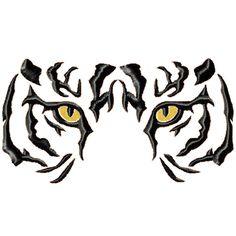 Kids Lab Coat, Embroidery Designs, Tiger Logo, Tiger Design, Vector Clipart, Pics Art, Tiger Eyes, Tiger Face, Fleece Hoodie
