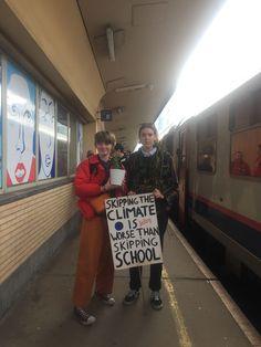 """Marche pour le climat : les jeunes Belges donnent l'exemple, Greta Thunberg en """"guest star"""""""