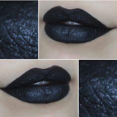 Cisne Negro - compre aqui http://www.tblogsshop.com.br/colecao-pausa-para-feminices/batom-liquido-matte-metalizado-felizes-para-sempre-pausa-para-feminices-685
