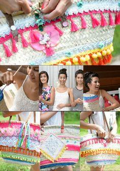 DIY Ibiza Beach Bag With BeautylabNL - KittehsCupcakes