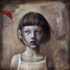 Little Red 01 - Something's coming by BeatrizMartinVidal.deviantart.com on @deviantART