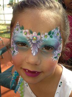 Marcela Murad - flower mask