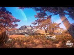 This looks eerily similar to No Man's Sky.