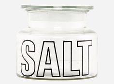 Ek0330 - Jar, Salt, dia.: 15 cm, h.: 12 cm