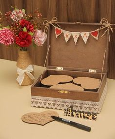 Mini-Omelett-Muffins - New Ideas - New Ideas Wedding Games, Wedding Favours, Dream Wedding, Wedding Day, Diy Wedding Flowers, Ideas Para Fiestas, Diy Arts And Crafts, Wedding Guest Book, Marry Me