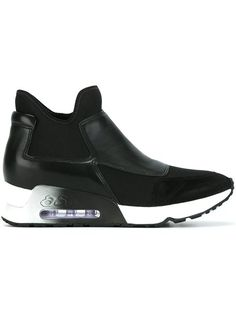 ASH slip-on sneakers. #ash #shoes #sneakers
