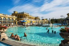 Széchenyi Baths - Lonely Planet