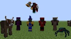 Minecraft is very fun, but sometimes, it lacks an RPG element. I mean, it has one, but only has it up to an extent. Some people dislike RPG elements, but i...