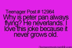 Ha. Ha. It never grows old. Oh boy.....that's a good one. Hmm....or I'm overtired and slap happy. ......Nah, it's a good one. Lol :)