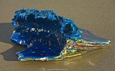 Resin wave-artist Vince Broglio