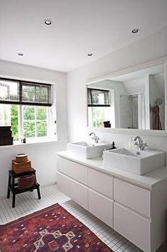 Ministry of Deco Dream Bathrooms, Beautiful Bathrooms, Ideas Baños, Ideas Para, Bathroom Renos, Bathroom Ideas, Simple Bathroom, White Bathroom, Small Bathrooms