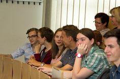 Absolventen der Junior-Ingenieur-Akademie