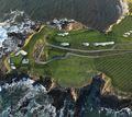 PEBBLE BEACH G. LINKS Pebble Beach / Jack Neville & Douglas Grant (1919) 6,828 yards, Par 72 | Points: 68.1169