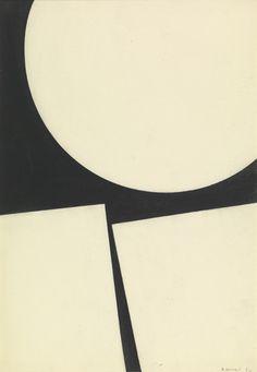 Jo Delahaut : Sans titre 1962
