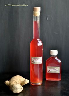 Home Canning, Natural Medicine, Healthy Drinks, Preserves, Lemonade, Drinking, Korn, Spices, Food And Drink