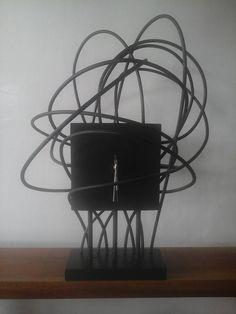 Raja Desk Clock    Total height: 25 inches Price: P1000