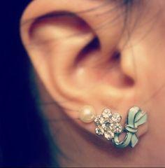 ear pierced | Tumblr