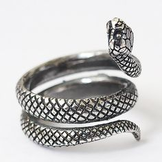 Snake ring Snake jewelry Snake rings Snakes Size by BDSartJewelry