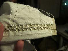 interlaced herringbone stitch » Sarah's Hand Embroidery Tutorials