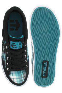 f3e70ef051330e Etnies Izzy Shoe women (black plaid) Black Plaid