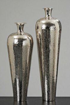 Tall Nickel vase amazon