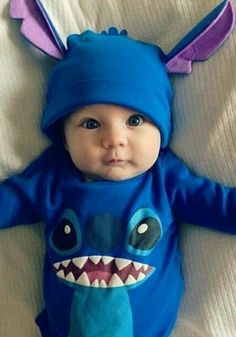 Cute Disney Stitch baby                                                                                                                                                                                 More