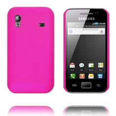 Supreme (Hot Pink) Samsung Galaxy Ace Cover