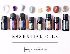 What's the EASIEST way to use Essential Oils for personal development, spiritual growth, and self healing? Assign one Essential Oil that resonates with YOU, to each of your chakras! Essential Oils For Chakras, Essential Oil Uses, Natural Essential Oils, Natural Oils, Natural Healing, Chakras Reiki, Perfume, Aromatherapy Oils, Essential Oil Blends