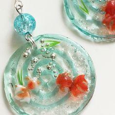 恋金魚/ピアス