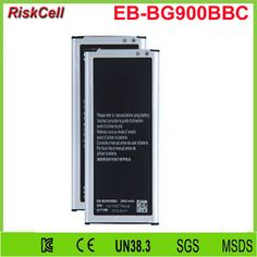 100pcs/lot Battery EB-BG900BBC For Samsung GALAXY S5 9006v 9008W 9006W G900S G900F G9008V